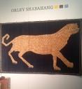 Leopard rug, Iran, $15,000