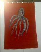 Squid rug!
