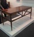 Oak desk, $10,500